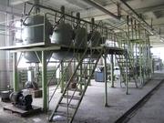 Оборудование для переработки овощей.