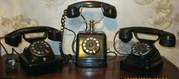 антикварные телефонные аппараты