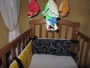 Детское постельное белье и подушки для будущих и кормящих мам!