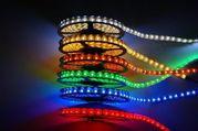 светодиодная лента - разные цвета - в наличии - от 900 тг Шымкент