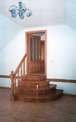 Лестницы.Изготовление и монтаж.