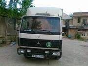 мерседес 814 фургон 1997год