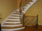 Лестницы бетонные монолитные под заказ найдети дешевли сделаем бесплат