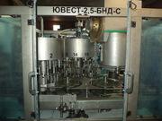 линии розлива воды,  пива,  лимонада для Шымкента от производителя в Рос
