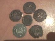продам монет чистого серебро 9 граммм 1924 года. монеты ссср царские..