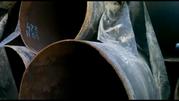 Продам стальные трубы 1020х12 б/у
