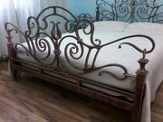 Спальный гарнитур (художественная ковка) из 5 предметов