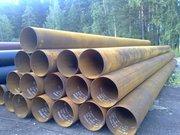 Трубы стальные сварные новая в Шимкенте
