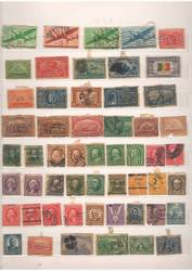 Коллекция марок со всего мира