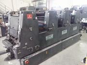 Четырех красочная печатная машина GTO 46-4