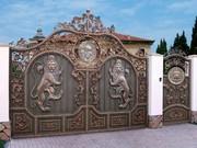 Ковка,  Ворота,  Решетки,  металических дверей и каркасов