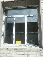Окна двери витражи и балконы из металлопластика