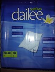 Продаю впитывающие пеленки Dailee