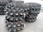 Продаем новые гусеницы на тр. Т-4 А старого образца,  ТТ-4,  ТТ-4 М по сезонной скидке !