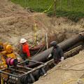 Прокладка и замена трубопровода в Шымкенте