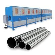 JZ-P10010 Станок для полировки круглых труб из нержавеющей стали (10 г