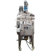Вакуумный реактор из нержавеющей стали